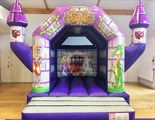 Enchanted Castle bouncy castle