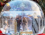 Magical Snow Globe Photo Booth!