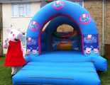 Popular Pig bouncy castle