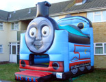 Thomas Tank Engine bouncy castle