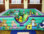 Tots Toy Box bouncy castle