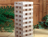 Jenga giant game