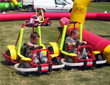 Bounce 4 Fun Go-Karts