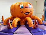 Ollie The Octopus playbed